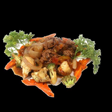Asian Pepper Steak