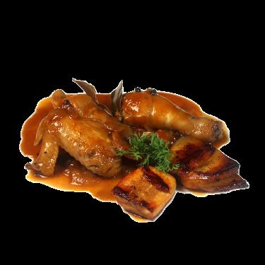 Spanish Chicken Adobo
