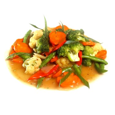 Buttered Mixed seasonal Vegetables