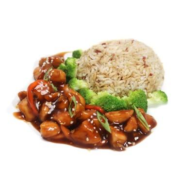 Samurai Chicken Meal