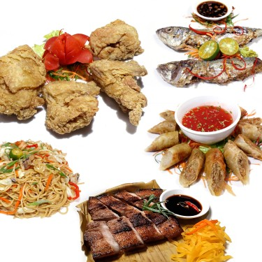 Pamilya set Good for 3 persons