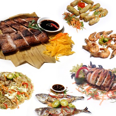 Pamilya set Good for 5 persons