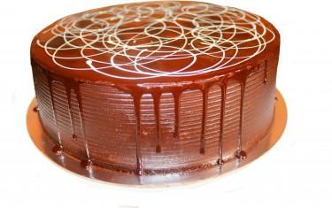 Truffle Cake (whole)