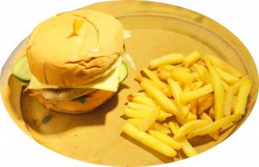 Dagami House Burger