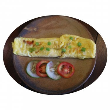 American Style Omelette