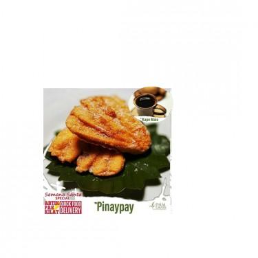 Pinaypay with Kape Mais